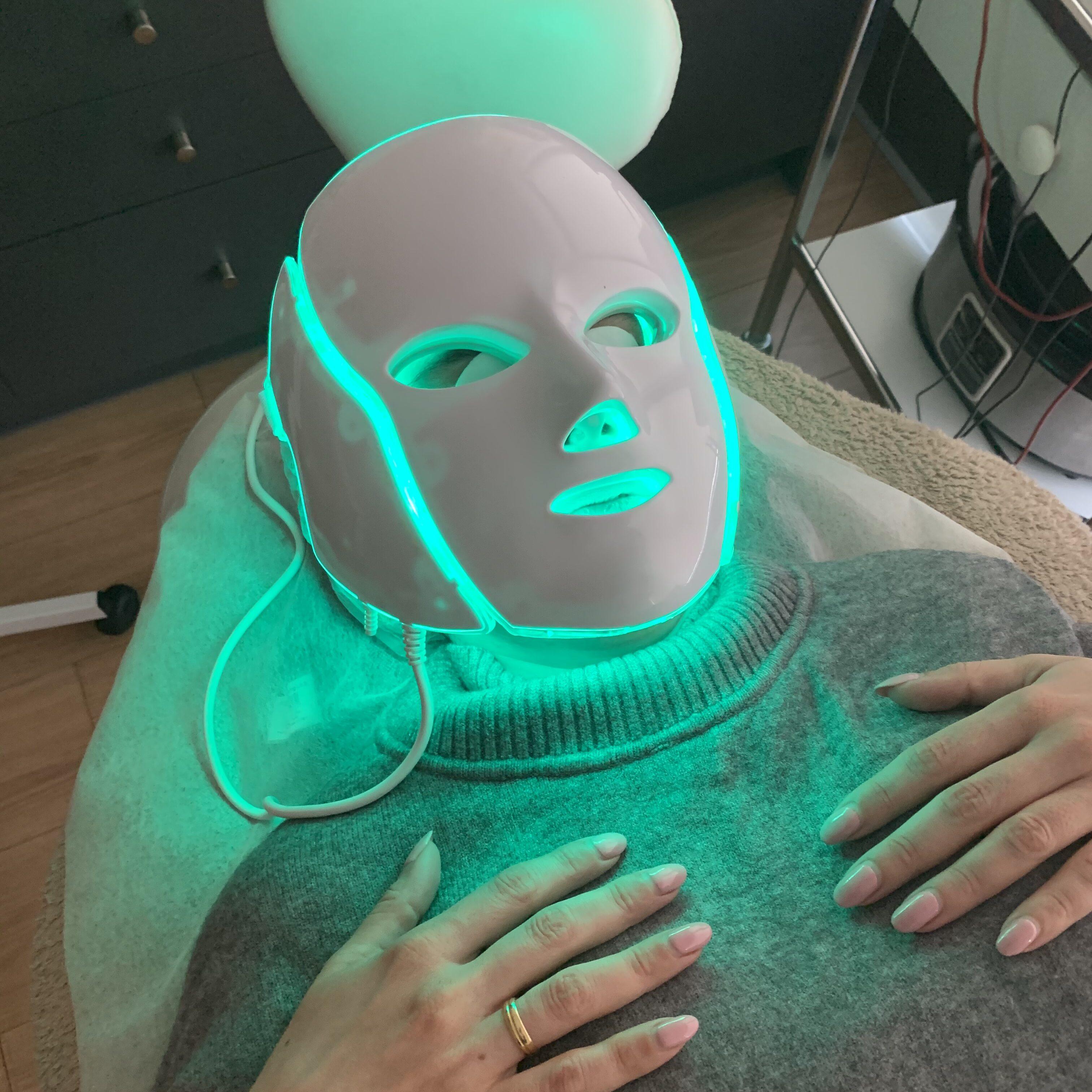 momar led mask
